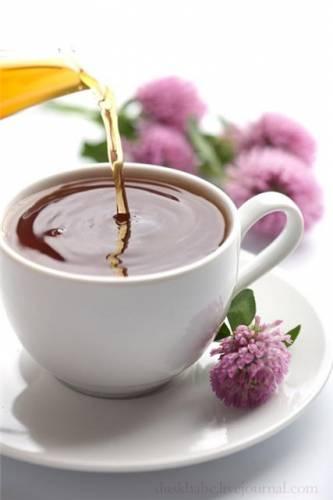 Раньше пили чай...